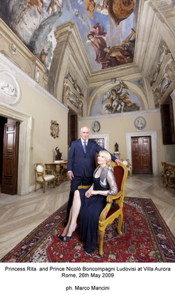 A Polyphonic Interview with Prince Nicolo Boncompagni Ludovisi, Perfumer Lorenzo Dante Ferro, Public Relations Godfrey Parkin {Passion for Perfume - Portraits}