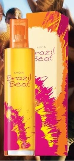 Avon Brazil Beat (2009) {New Perfume}