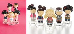Harajuku Lovers Snow Bunnies Collection (2009): Wrapping Up Warmly for Winter {Fragrance News - New Packaging}