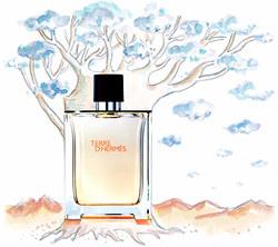 Hermès Terre d'Hermès Parfum (2009) {New Perfume}