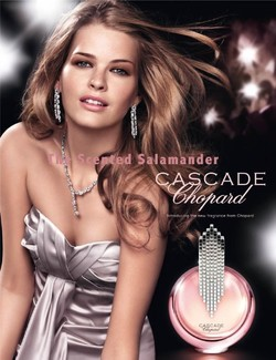 Chopard Cascade (2009): Drunk Insects & Beautiful Widows {Perfume Review} {New Fragrance}