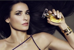 Helena Rubinstein Wanted: Fronted by Demi Moore, Composed by Benaim & Ropion {New Perfume} {Celebrity Fragrance}