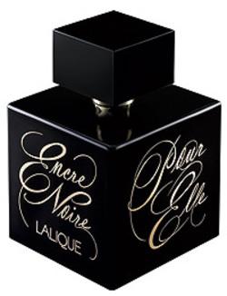 Lalique Encre Noire pour Elle (2009) {New Fragrance}