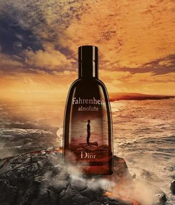 Dior Fahrenheit Absolute (2009) {New Perfume} {Men's Cologne}