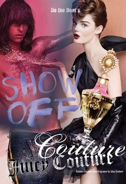 Juicy Couture Couture Couture (2009): Still More News + the Ad {New Perfume}