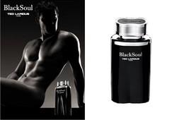 Ted Lapidus Black Soul (2009) {New Perfume}