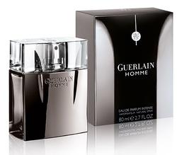 Guerlain Homme Intense (2009) {New Perfume}