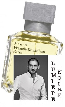 Maison Francis Kurkdjian Lumiere Noire pour Femme (2009): First Look {New Perfume - New House}