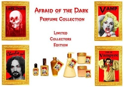 Opus Oils Afraid of the Dark Collection (2009): Halloween in August