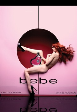Bebe Eau de Parfum (2009) {New Fragrance} + Launch Party Pictures with Francis Kurkdjian & Co