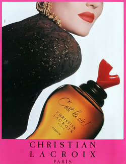 C'est La Vie Perfume by Christian Lacroix Faulted for First Difficulties