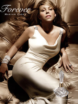 New Mariah Carey Forever Perfume Ad: She Looks Different