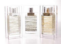 La Prairie Life Threads: Silver, Gold, Platinum (2009) {New Perfumes}