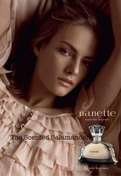 Nanette Lepore Nanette (2009) {New Perfume}