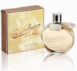 Borsalino Fleurie pour Elle (2009) {New Perfume}
