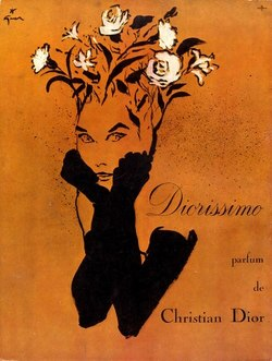 Dior will Release a New Eau-de-Parfum Twist on Diorissimo (2009) {New Perfume}
