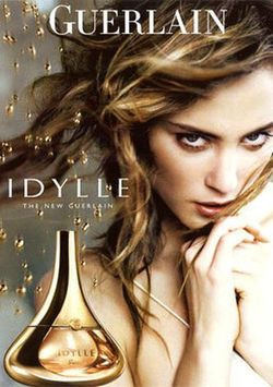 Guerlain Idylle (2009) Part 1: The Evolution of Guerlain's Signature {Perfume Review} {New Fragrance}