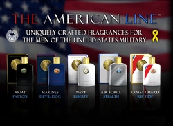 The American Line Patton, Devil Dog, Liberty, Stealth, Riptide (2009): Fragrances Dedicated to the Armed Forces {New Perfumes} {Men's Cologne}