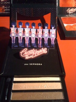 Crazy Horse Cabaret & Sephora To Launch Makeup Line {Beauty Notes -- New Products}