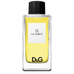 D&G Anthology Welcomes 11 La Force (2009) {New Perfume}
