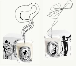 Diptyque's Candlelit Version of Beauty & the Beast {Perfume Images & Adverts}