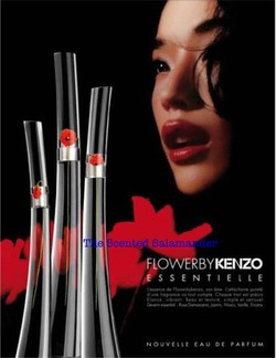 "FlowerbyKenzo Essentielle (2009): ""Modernity"" & ""Asian-Style Refinement"" {New Perfume} + Giveaway"