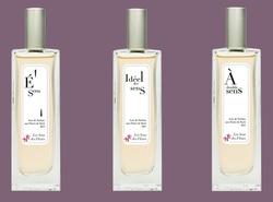 Les Sens des Fleurs E'Sens, Ideel des Sens, A Double Sens (2009): Scents Co-Signed by Dr. Bach {New Perfumes} {Green Products}