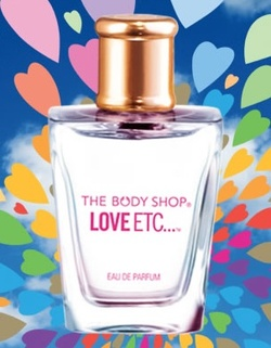 The Body Shop Love Etc... (2009) {New Perfume}