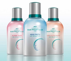 Comptoir Sud Pacifique Vanille Extreme Aqua Motu, Aloha Tiare EDPs (2009): Higher Concentration {New Perfumes} {New Flacons}