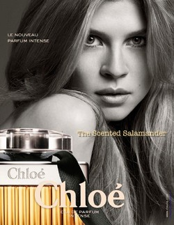 Chloe Eau de Parfum Intense Advert (2009) {Perfumes Images & Ads}
