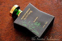 Marilyn Miglin Fo-Ti-Tieng: A Different Kind of Green {Perfume Review}