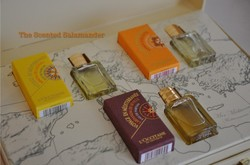 L'Occitane Labdanum de Seville, Mimosa de l'Esterel (2009) {Perfume Reviews}