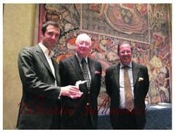 Olivier Polge Receives the Prix International du Parfum {Fragrance News}