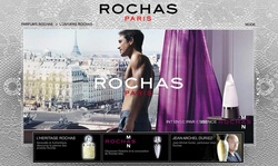 Rochas Have a New Website, with Notes on Madame Rochas & Femme Concentrations {Fragrance News}