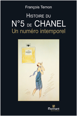 New Book on Chanel No.5 {Fragrant Readings}