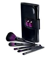Lancome Deluxe Brush Set & Fashion Case (2009): Purple Love