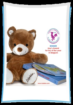 Lulabie Aromatherapy Teddy Bear is Good for Babies & Parents {Fragrant Shopping} {Fragrance News}