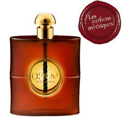 Yves Saint Laurent Opium EDP {New Flacon 2009}: Swoon-Worthy
