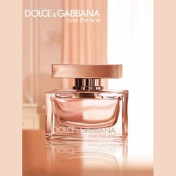 Dolce & Gabbana Rose The One (2009): The Scent of Backstage Beauty: Florist Rose {Perfume Review} {Rose Notebook}