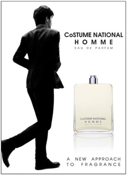 Costume National Homme (2009) {New Perfume} {Men's Cologne}