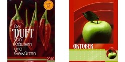 Scented German Calendars {Fragrant Shopping}