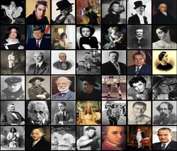My DNA Fragrance Antiquity Line Based on the DNA of Dead Celebrities (2009) {New Perfumes} {Celebrity Fragrances}