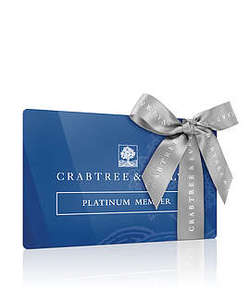 Crabtree & Evelyn New Platinum Membership: 20% Off Each Month for 7 Days, & More {Shopping Tips}