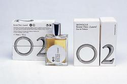 Monocle x Comme des Garcons Scent Two: Laurel (2009) {New Perfume}