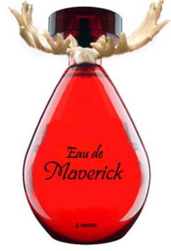 Sarah Palin Eau de Maverick (2012) {New Perfume}