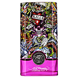 Ed Hardy Hearts & Daggers for Women & Men (2010) {New Perfumes}