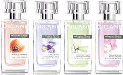 Orlane Autour du Coquelicot, de l'Iris, du Muguet, de la Rose (2009) {New Perfumes}