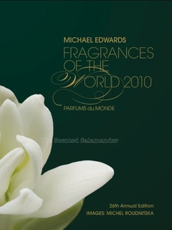 Fragrances of the World 2010 by Michael Edwards {Fragrance News} {Fragrant Reading}