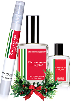 Demeter Christmas in New York (2009) {New Fragrance}
