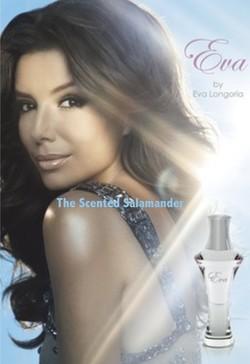 Eva Longoria Eva (2010) {New Perfume} {Celebrity Fragrance}